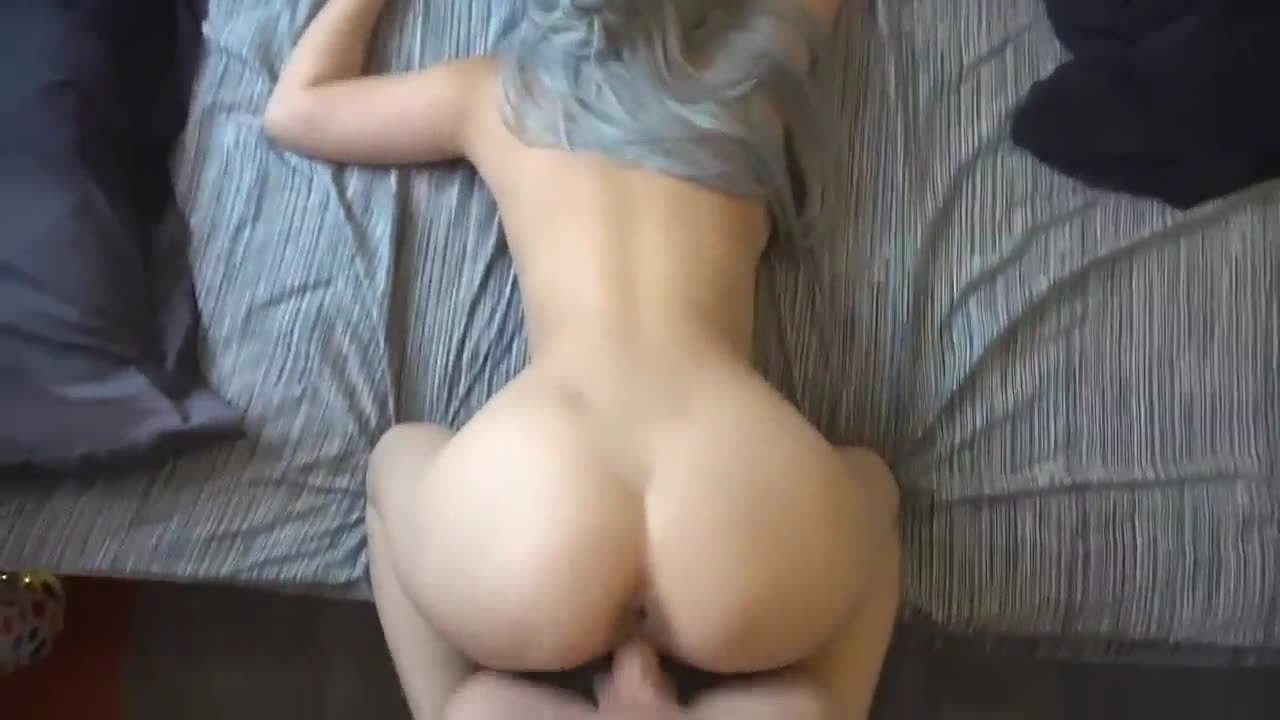 Hot Blonde Doggy Style Pov